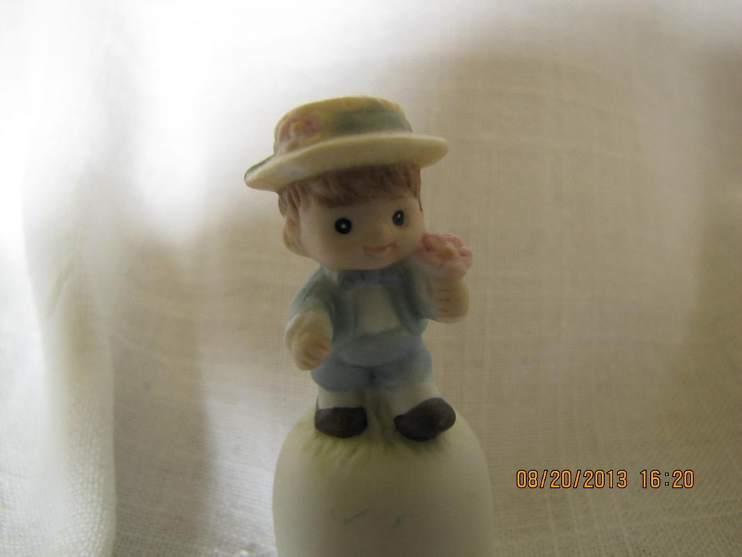 Little Boy Thimble