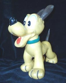 Pluto Squeaker Toy