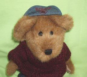 Boyds' Bears Leo Bruinski