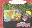 Scooby-Doo Lunch Box Set Christmas Ornament Hallmark