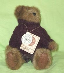 Matthew Bailey and Friends Boyds Bears Plush