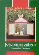 Hallmark Retablo Miniature Creche