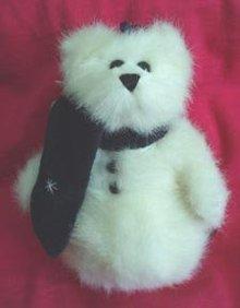 Christmas Ornament Boyds Bears Silverton Snowbeary