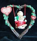 Hallmark 1st Christmas 1989 Ornament