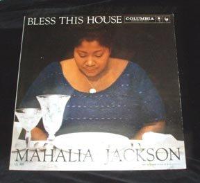 LP 33 1/3 Mahalia Jackson