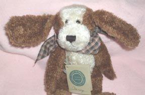 Clancy G. Hydrant, Jr.  Boyds Bears Plush Dog
