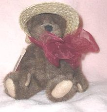 Boyds Bears Ginnie Higgenthorpe