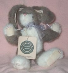 Boyds Bears Rabbit Sterling Hopswell