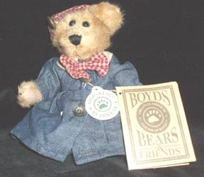 Boyds Bears Membership Kit 1998