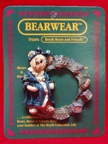 Boyds Bearwear Pin - Momma . . . Anticipation