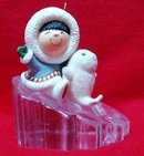Hallmark Frosty Friends Christmas Ornament