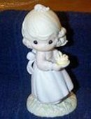 Precious Moments May Your Birthday Be a Blessing Figurine