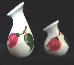 Salt and Pepper Shakers Hand-Painted