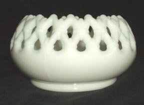 Westmoreland Bowl Milk Glass