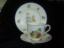 British Anchor Children's Dish Set