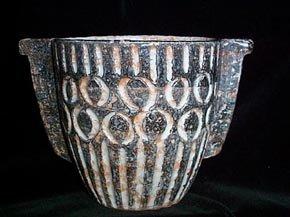 Italian Pottery Bowl