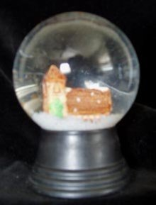 Snow Globe Department 56 Schmid