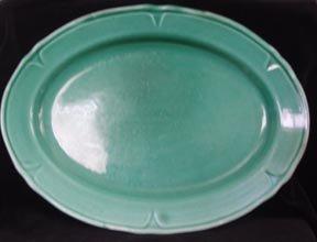 Mt. Clemens Petalware Platter