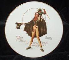 Rockwell/Gorham Plate