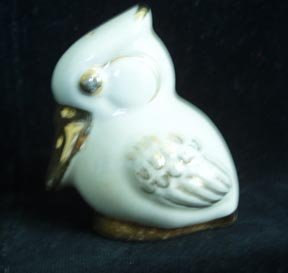 Bird Salt and Pepper Shakers Old