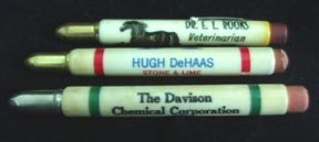 Advertising Pencils Mid-Ohio