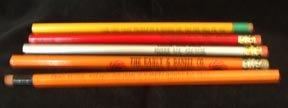 Advertising Pencils Wood Ohio
