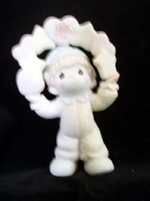 Precious Moments Birthday Club Clown Figurine The Fun Starts Here