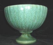 Haeger Pedestal Planter