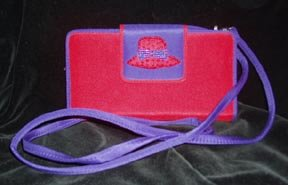Purse Red Hat Ladies