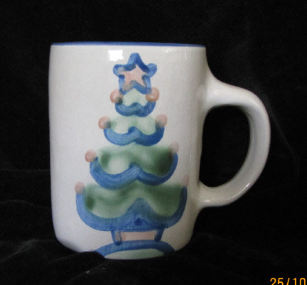 Hadley Mug Christmas Tree