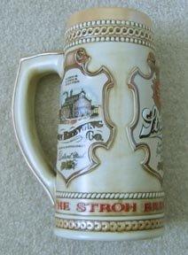 Stroh's Stein Heritage Series III