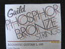 GUILD PHOSPHOR BRONZE ACOUSTIC GUITAR STRINGS .012-.053