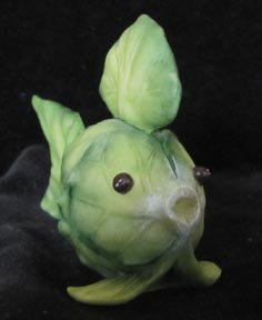 Home Grown Lettuce Fish