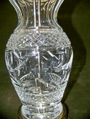 Waterford Crystal Lamp