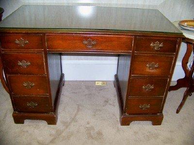 Mahagony Desk