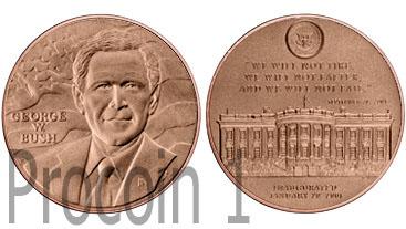 George W. Bush 1  5/16