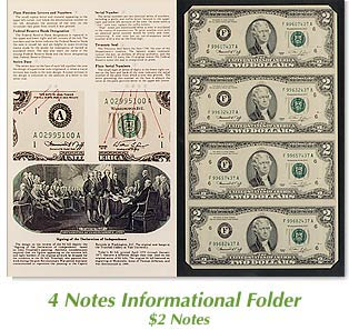 2003A Series 4-Subject $2 Notes