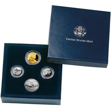 2005 Westward Journey Nickel Series Coin & Medal Set