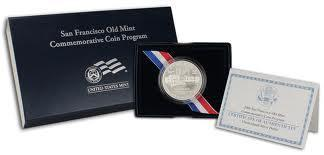 2006 San Francisco Old Mint Commemorative Silver Dollar Uncirculated