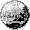 2006 NEVADA  State Quarter P & D Set BU