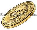 Presidential Dollar coin set  2007 Washington Philadelphia Denver Position B