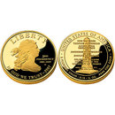 2007 Thomas Jefferson  First Spouse Gold Uncirculated Coin  Dolly Madison West Point