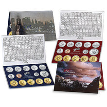 2007  US Mint Uncirculated Set  NIB with Cert of Auth 28 coins