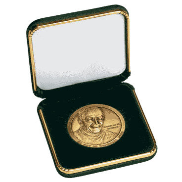 WWII  Tuskegee Airmen Bronze Medal US Mint with Case