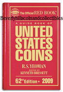 2009 Red Book A Guide Book of United States Coins Hard