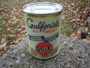 GULFPRIDE HD SELECT MOTOR OIL CAN BANK