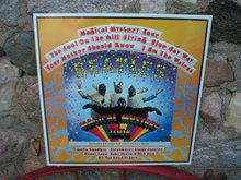 BEATLES MAGICAL MYSTERY TOUR METAL SIGN