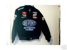 JEFF GORDON TWILL COAT