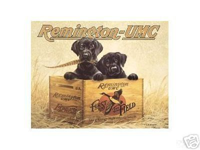 REMINGTON - UMC   GUN    SIGN