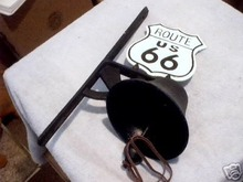 ROUTE 66 BELL CAST IRON